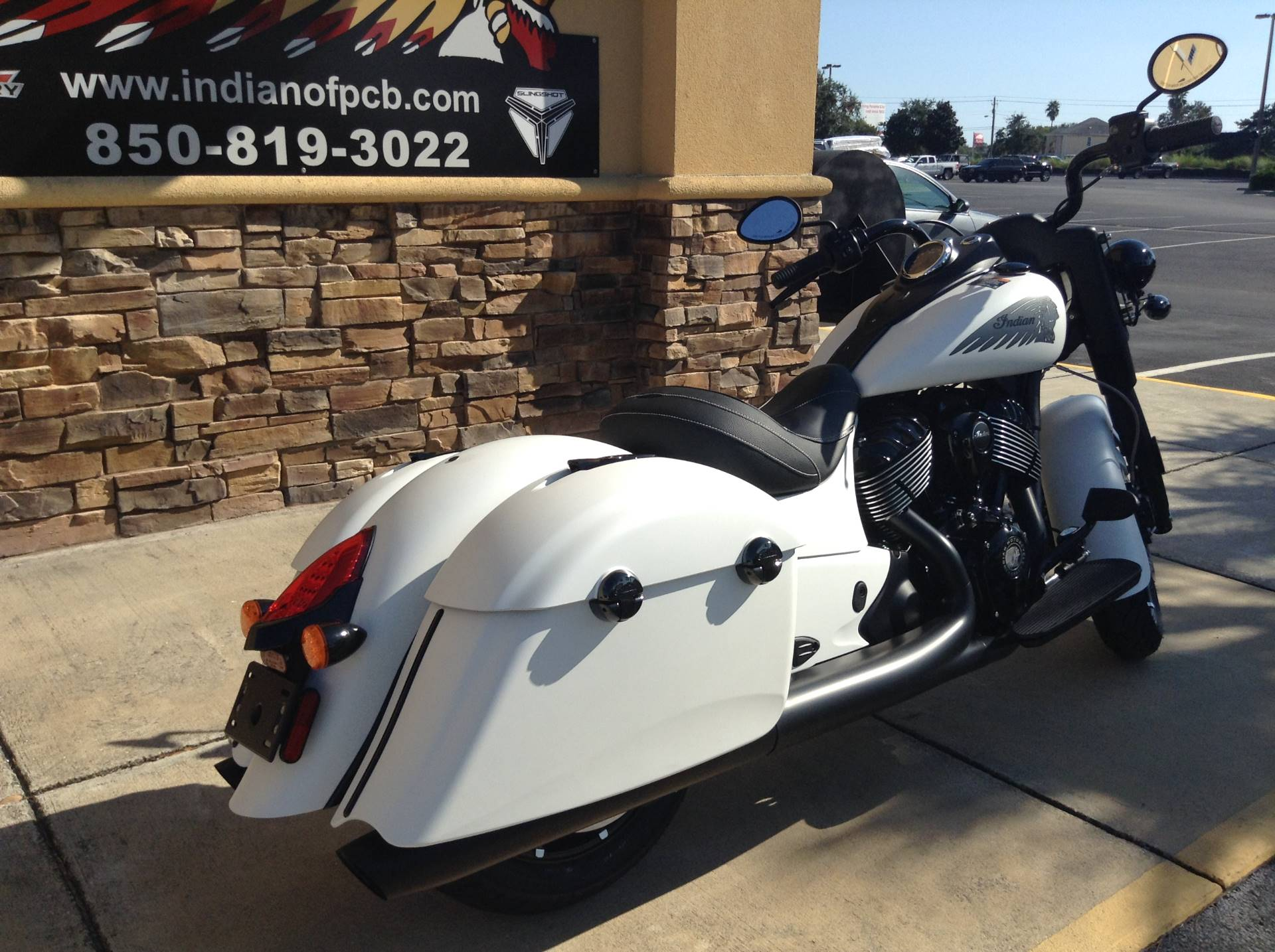 2019 Indian SPRINGFIELD DARKHORSE in Panama City Beach, Florida