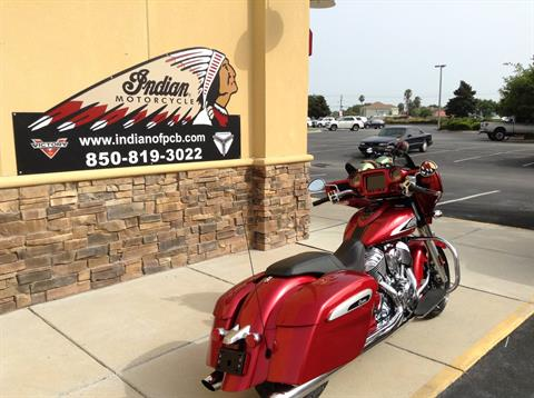 2019 Indian CHIEFTAIN LIMITED in Panama City Beach, Florida - Photo 3