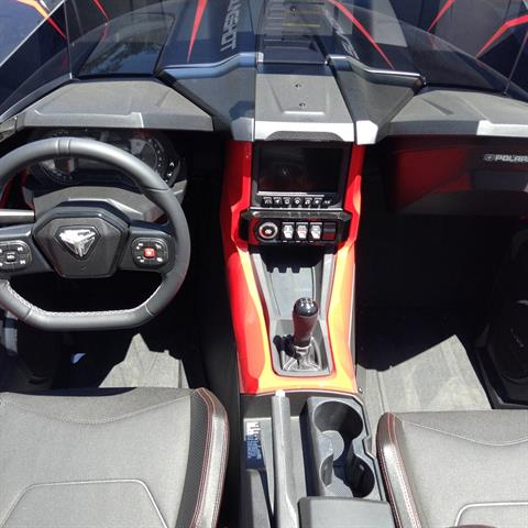 2020 Polaris SLINGSHOT R MANUAL in Panama City Beach, Florida - Photo 4