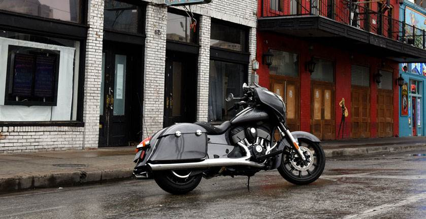 2018 Indian Indian Chieftain in Panama City Beach, Florida