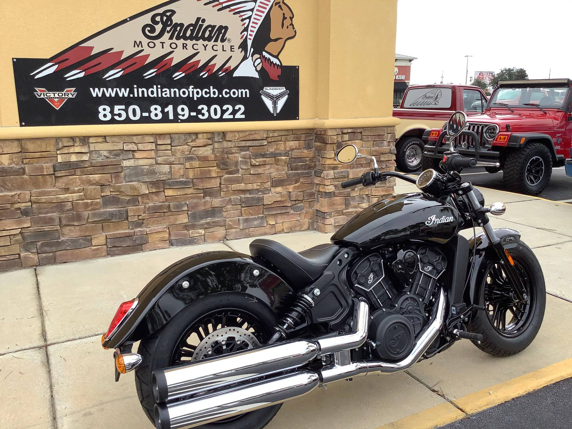 2021 Indian SCOUT 60 in Panama City Beach, Florida - Photo 6