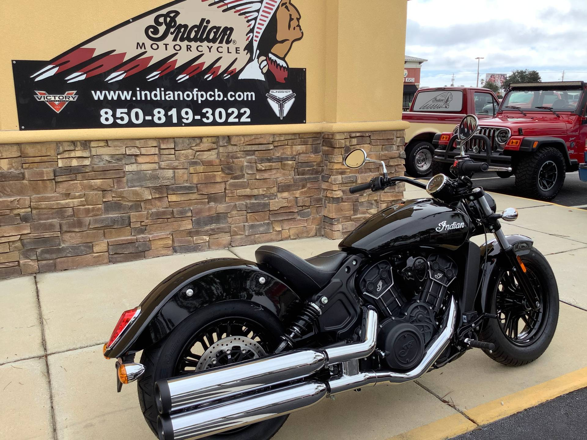 2021 Indian SCOUT 60 in Panama City Beach, Florida - Photo 7