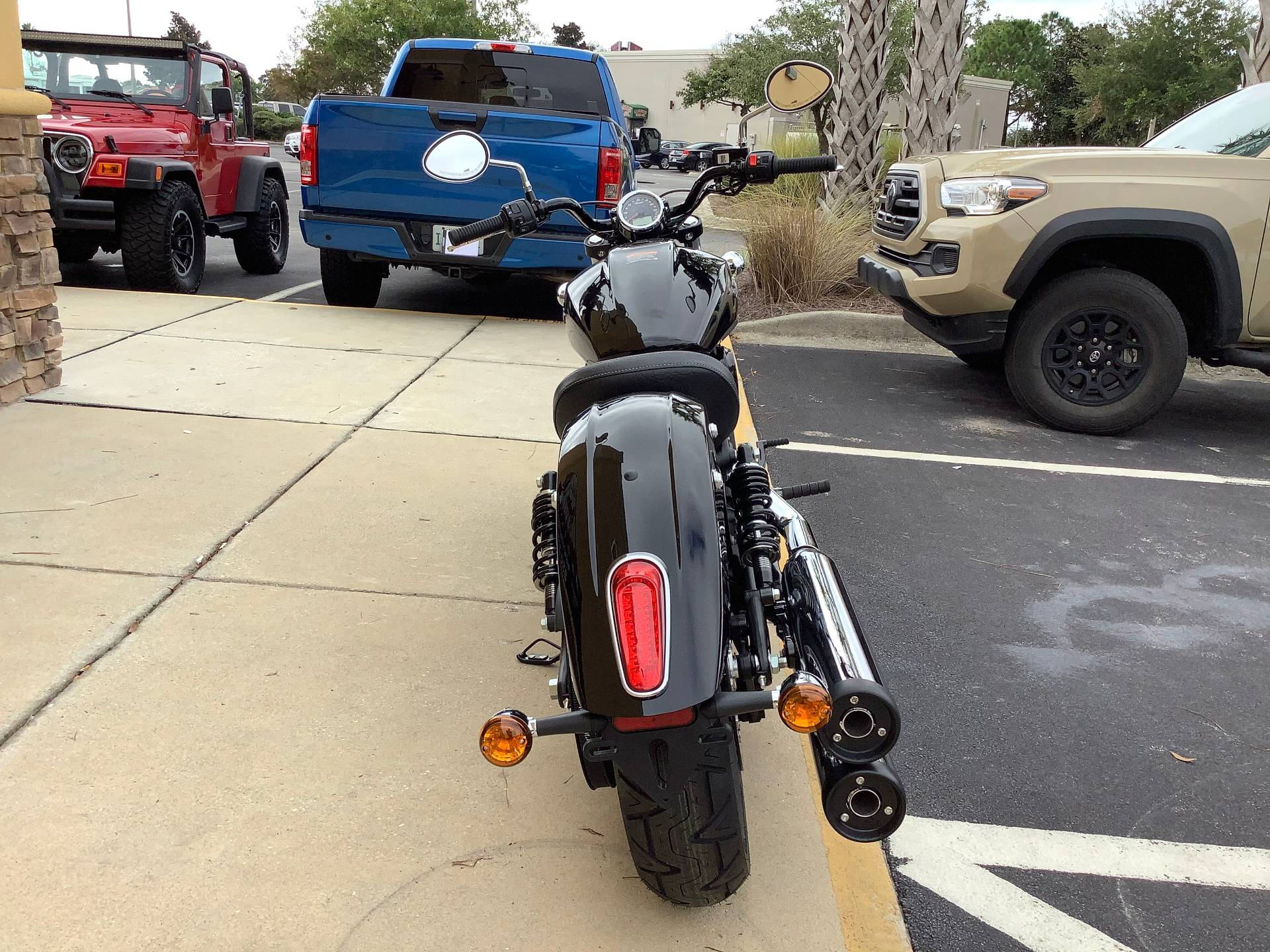 2021 Indian SCOUT 60 in Panama City Beach, Florida - Photo 8