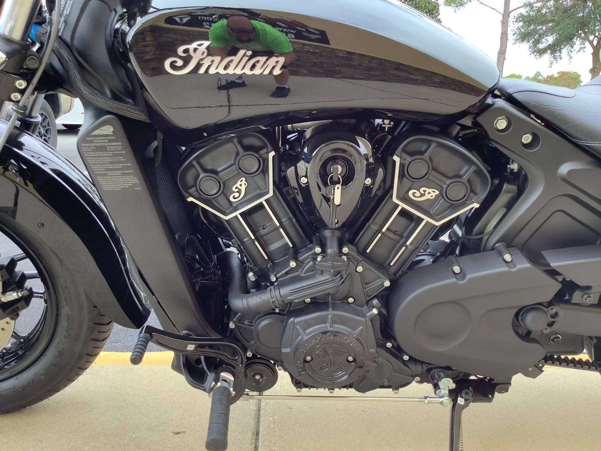 2021 Indian SCOUT 60 in Panama City Beach, Florida - Photo 13