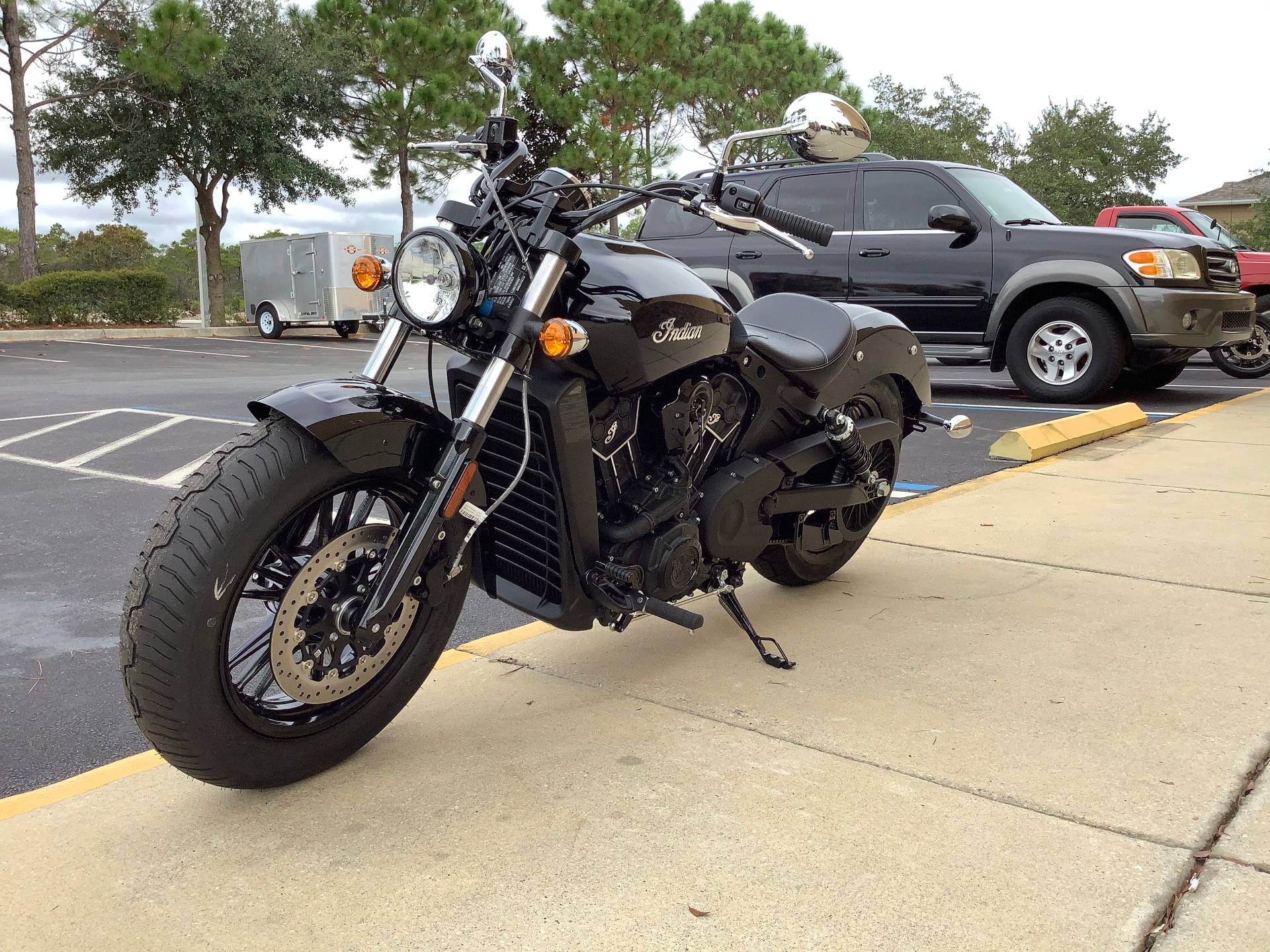 2021 Indian SCOUT 60 in Panama City Beach, Florida - Photo 15