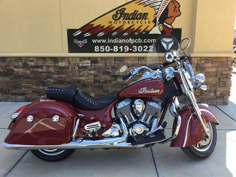 2016 Indian SPRINGFIELD in Panama City Beach, Florida