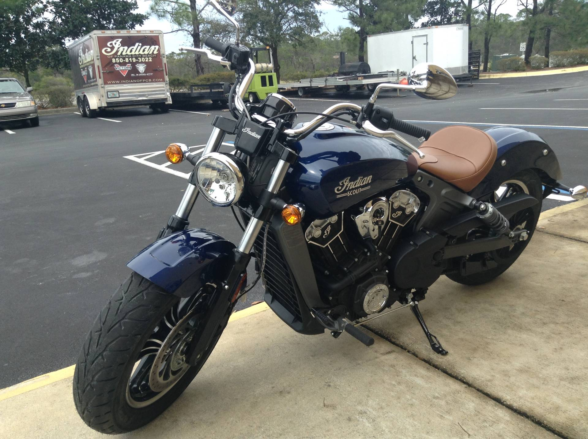 2019 Indian SCOUT ABS in Panama City Beach, Florida - Photo 6