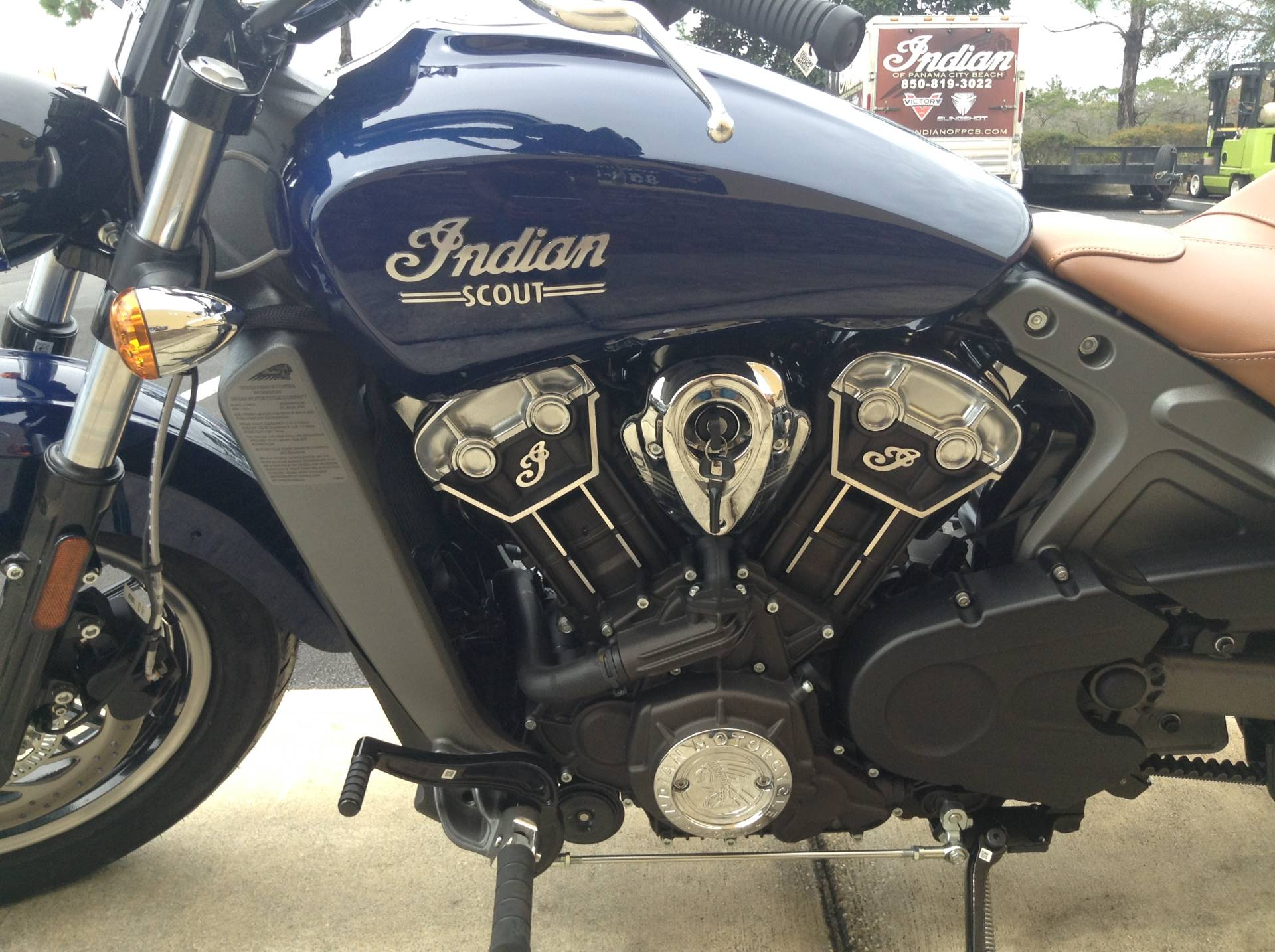 2019 Indian SCOUT ABS in Panama City Beach, Florida - Photo 12
