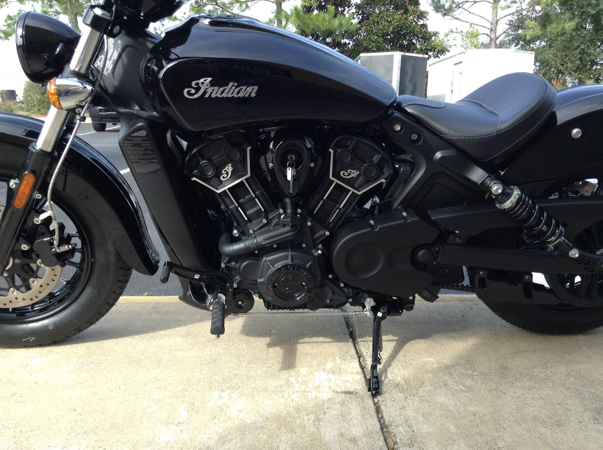 2020 Indian SCOUT 60 in Panama City Beach, Florida - Photo 8