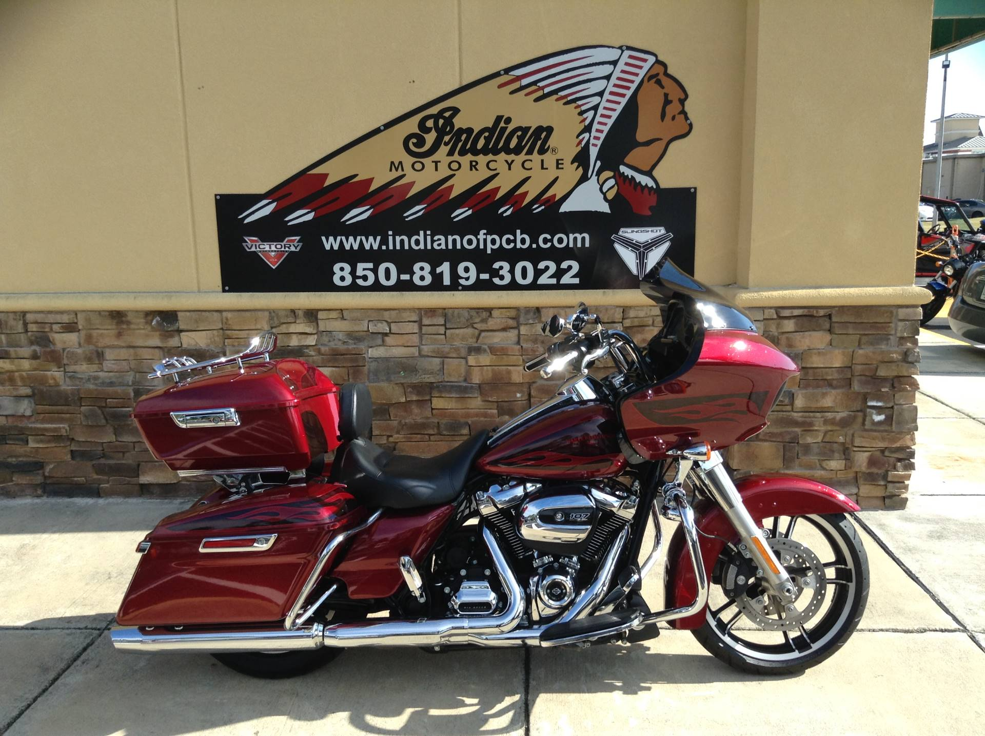 Used 2017 Harley Davidson Road Glide Motorcycles In Panama City