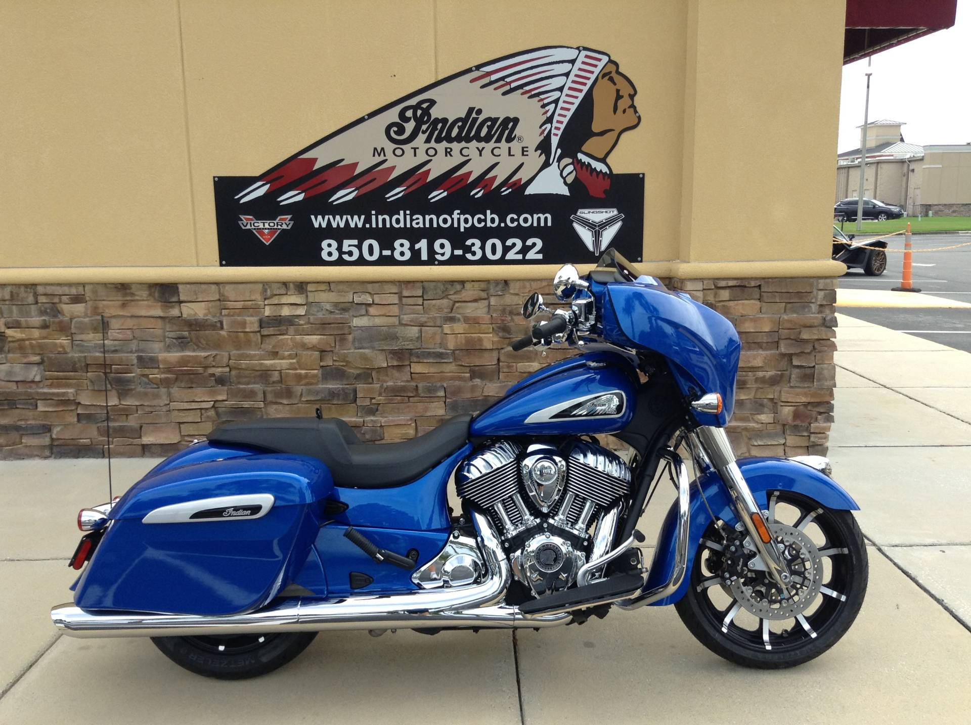 2021 Indian CHIEFTAIN LIMITED in Panama City Beach, Florida - Photo 1