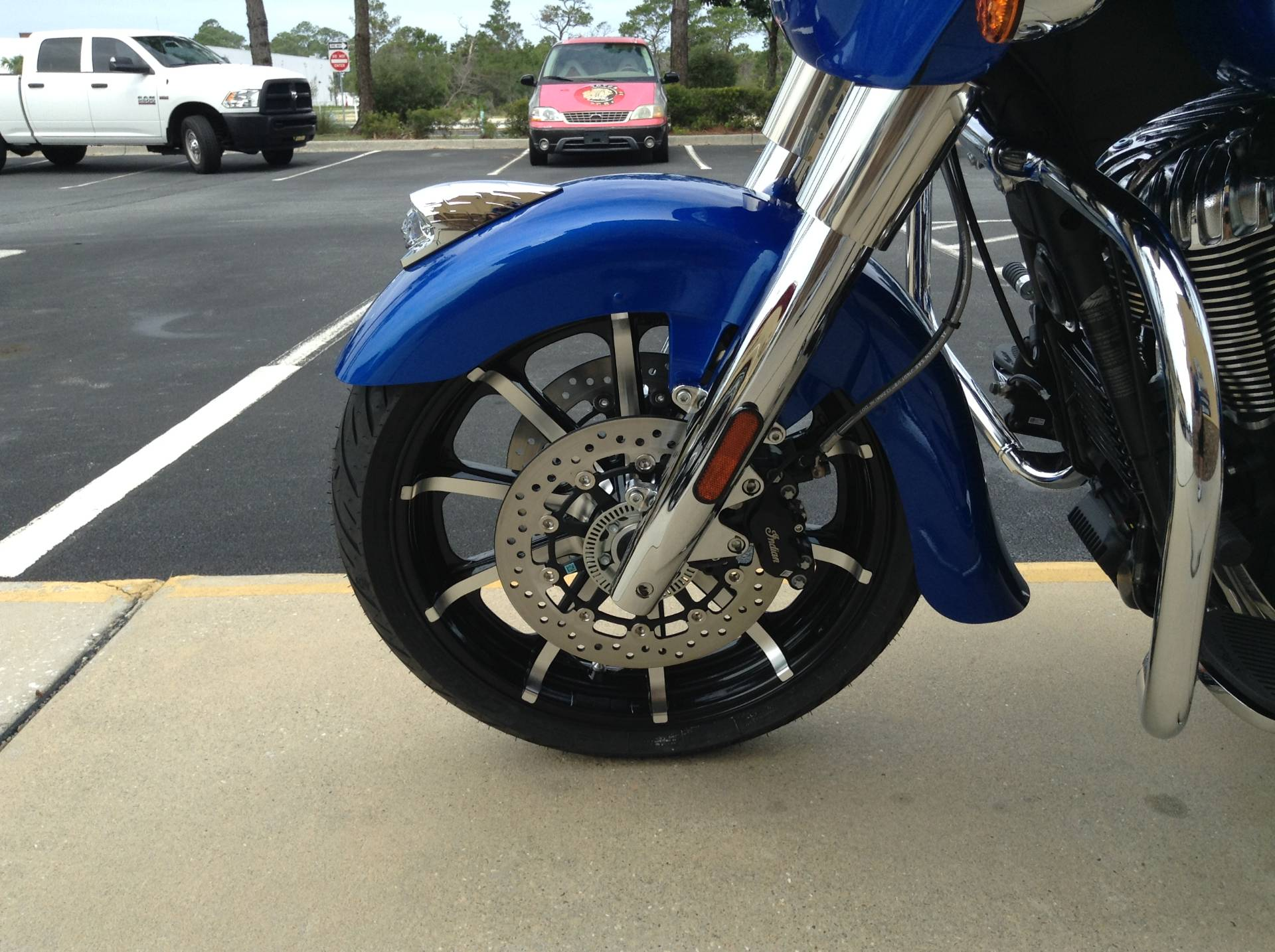 2021 Indian CHIEFTAIN LIMITED in Panama City Beach, Florida - Photo 11