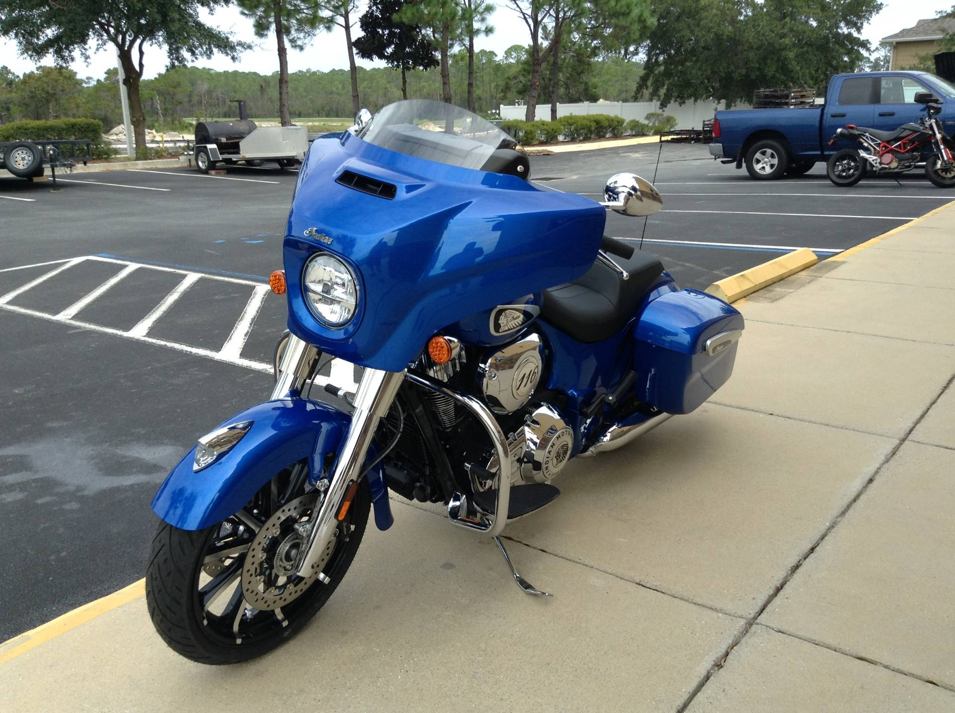 2021 Indian CHIEFTAIN LIMITED in Panama City Beach, Florida - Photo 13