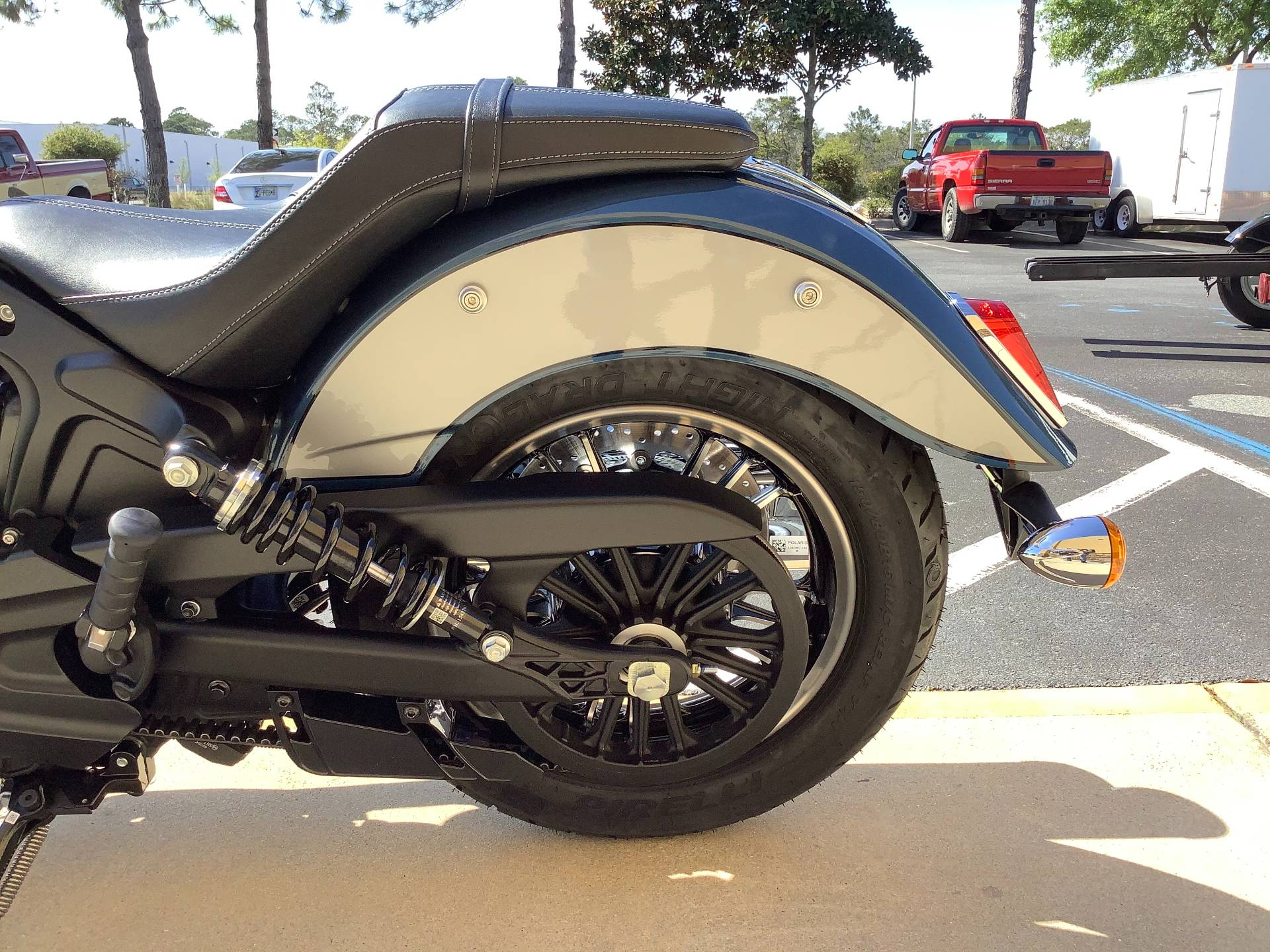 2021 Indian SCOUT ICON ABS in Panama City Beach, Florida - Photo 9