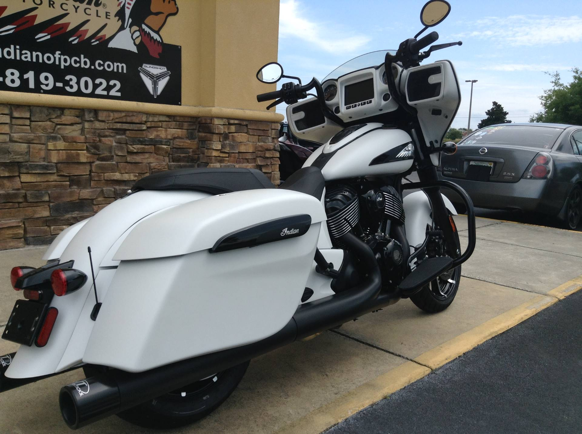 2019 Indian CHIEFTAIN in Panama City Beach, Florida - Photo 5