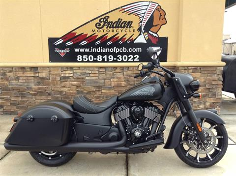 2019 Indian SPRINGFIELD DARK HORSE in Panama City Beach, Florida