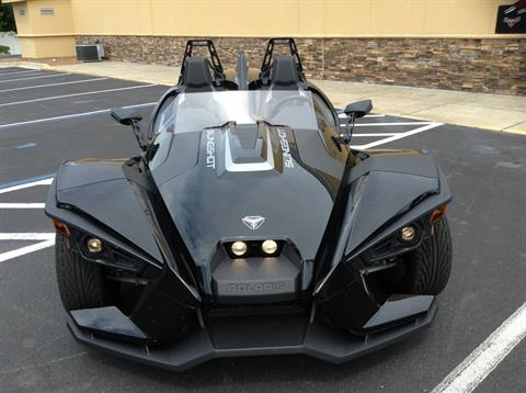 2019 Polaris SLINGSHOT SL in Panama City Beach, Florida - Photo 2