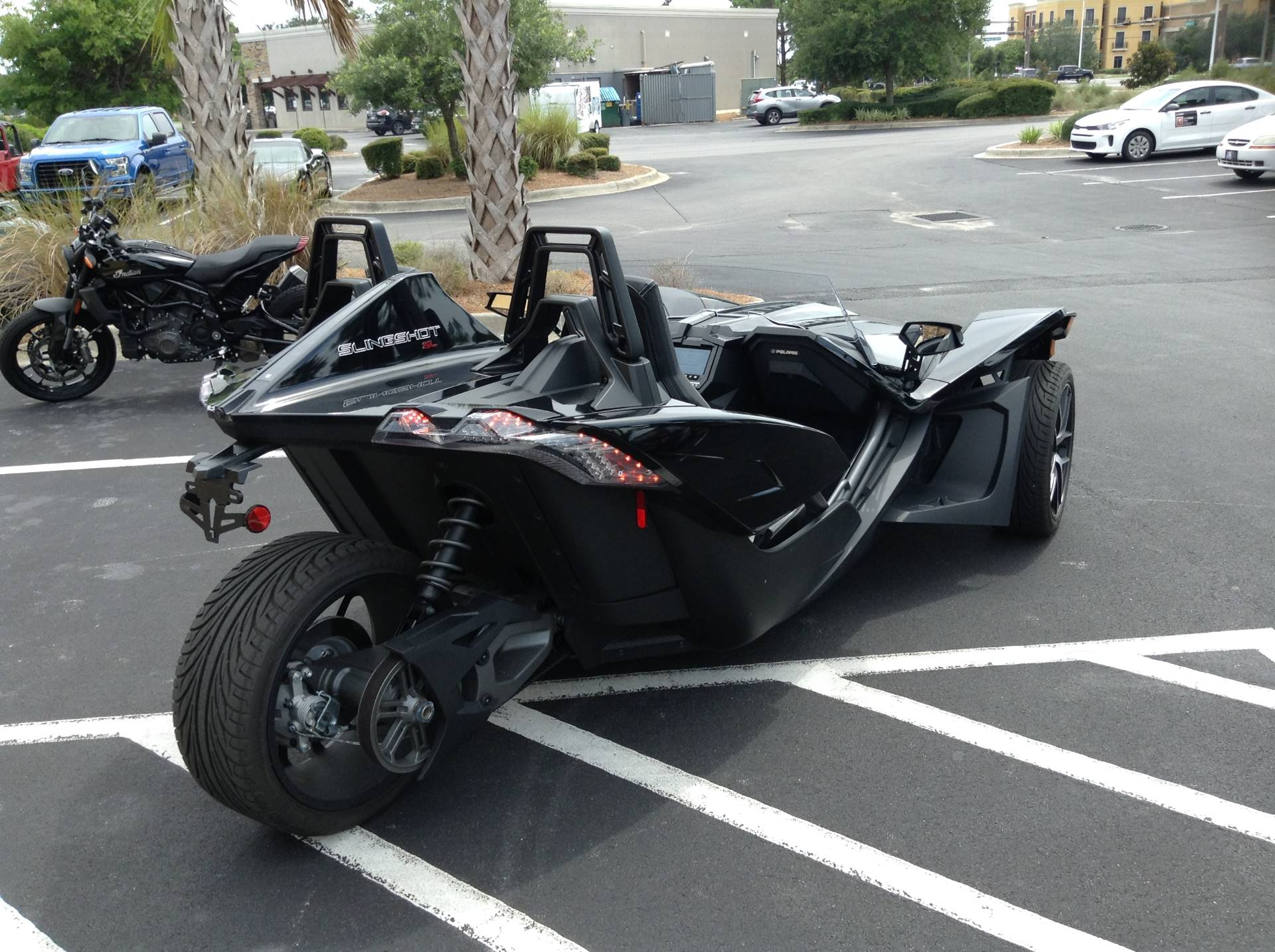 2019 Polaris SLINGSHOT SL in Panama City Beach, Florida - Photo 6