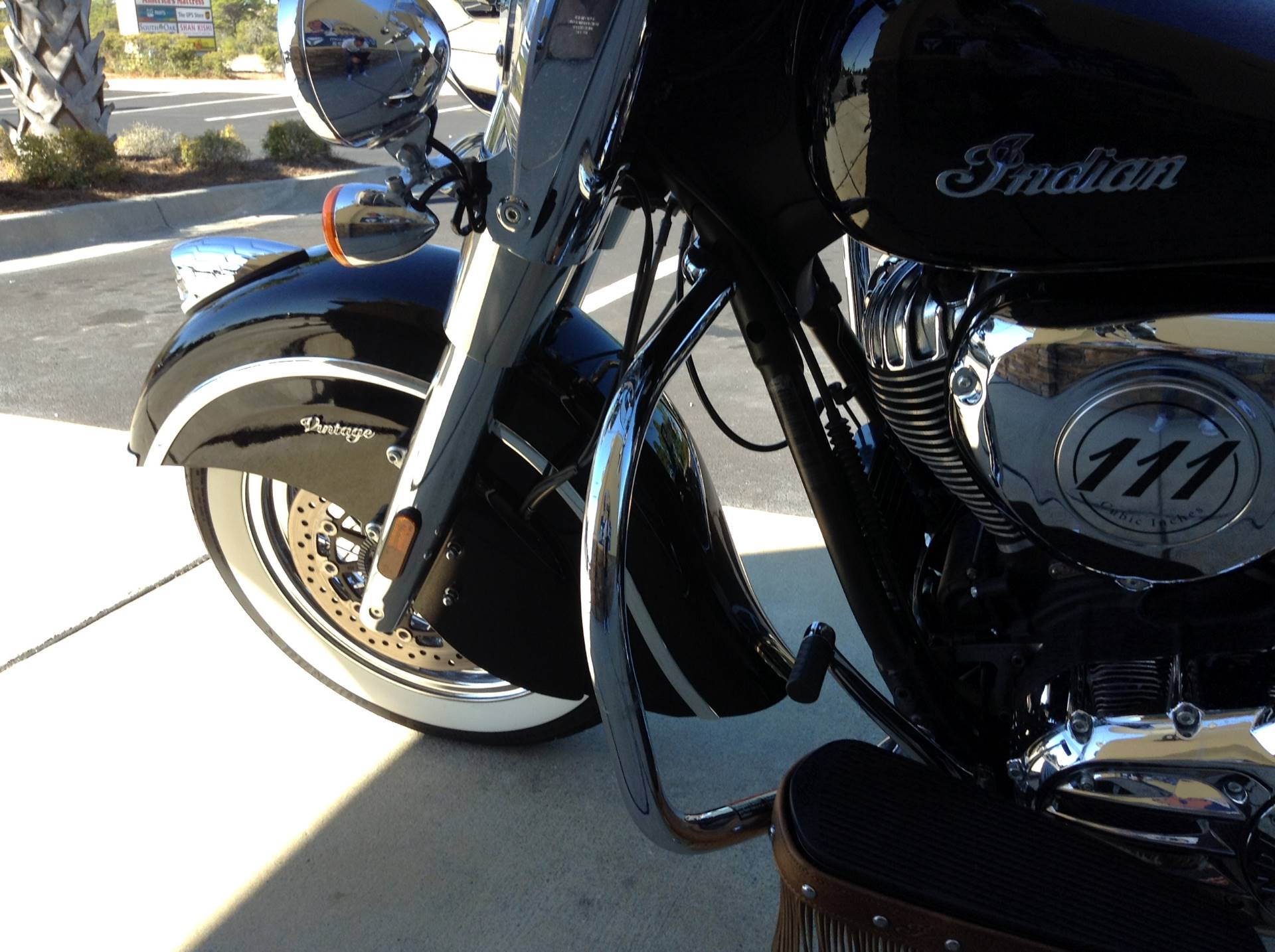 2014 Indian VINTAGE in Panama City Beach, Florida
