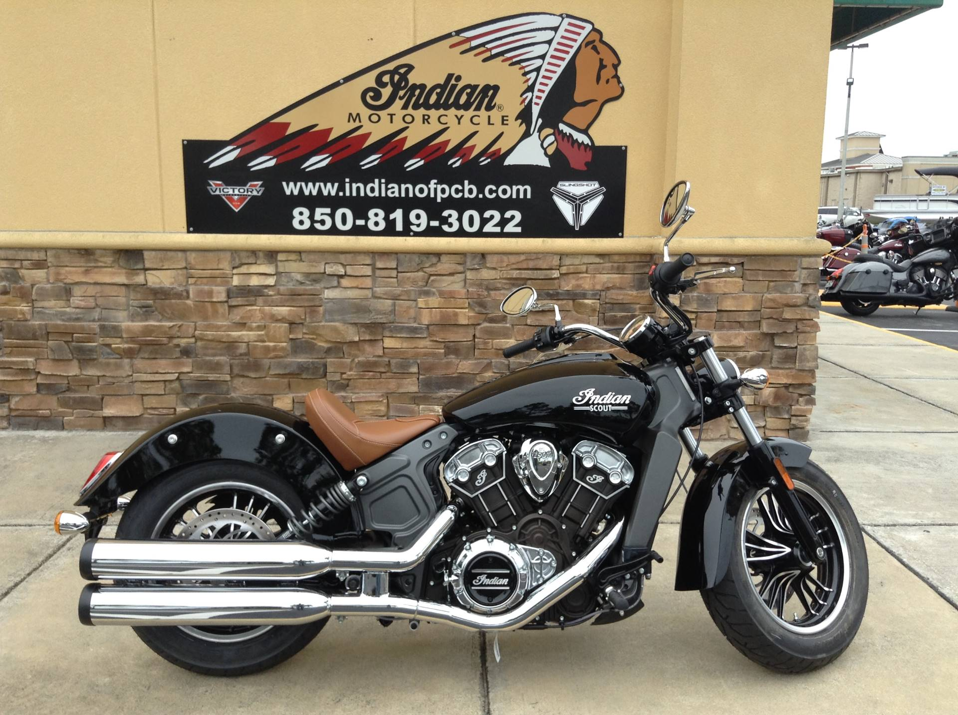 2019 Indian SCOUT in Panama City Beach, Florida - Photo 1