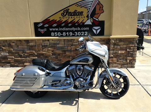 2018 Indian CHIEFTAIN ELITE in Panama City Beach, Florida