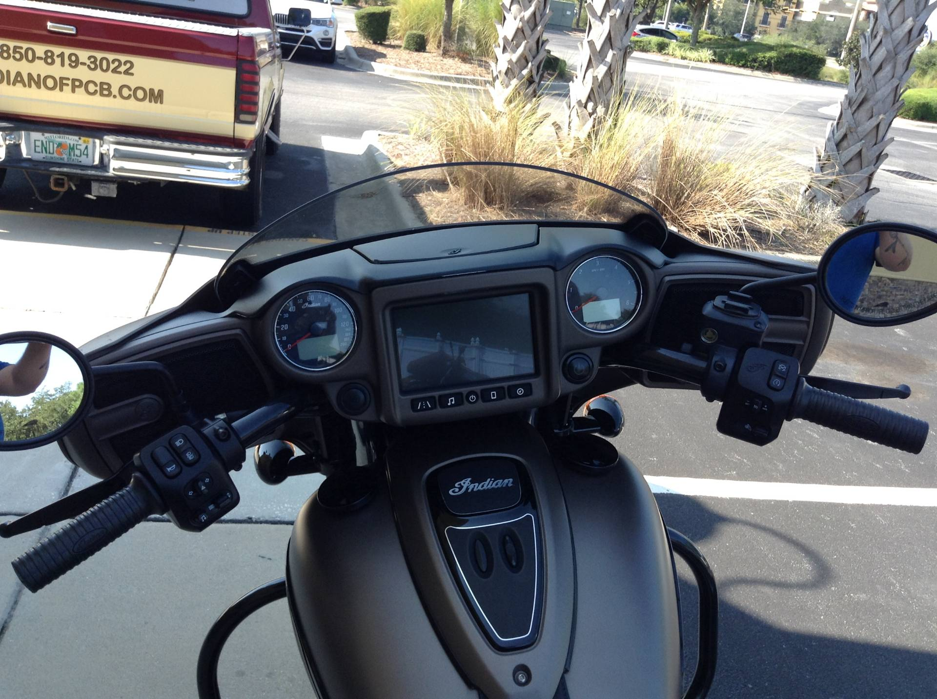 2019 Indian CHIEFTAIN DARKHORSE in Panama City Beach, Florida - Photo 13