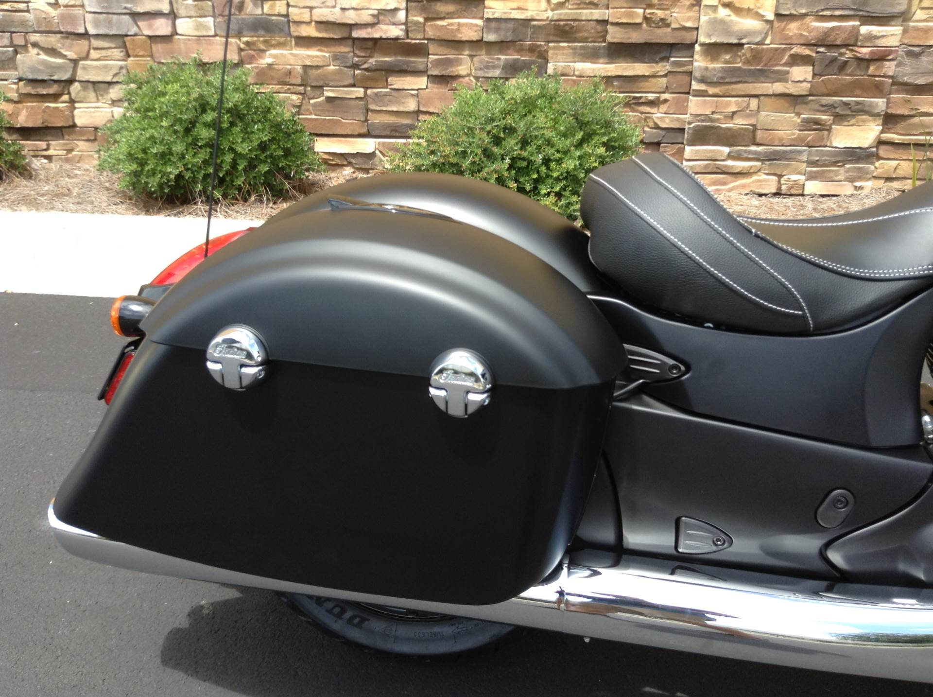 2018 Indian CHIEFTAIN DARK HORSE in Panama City Beach, Florida