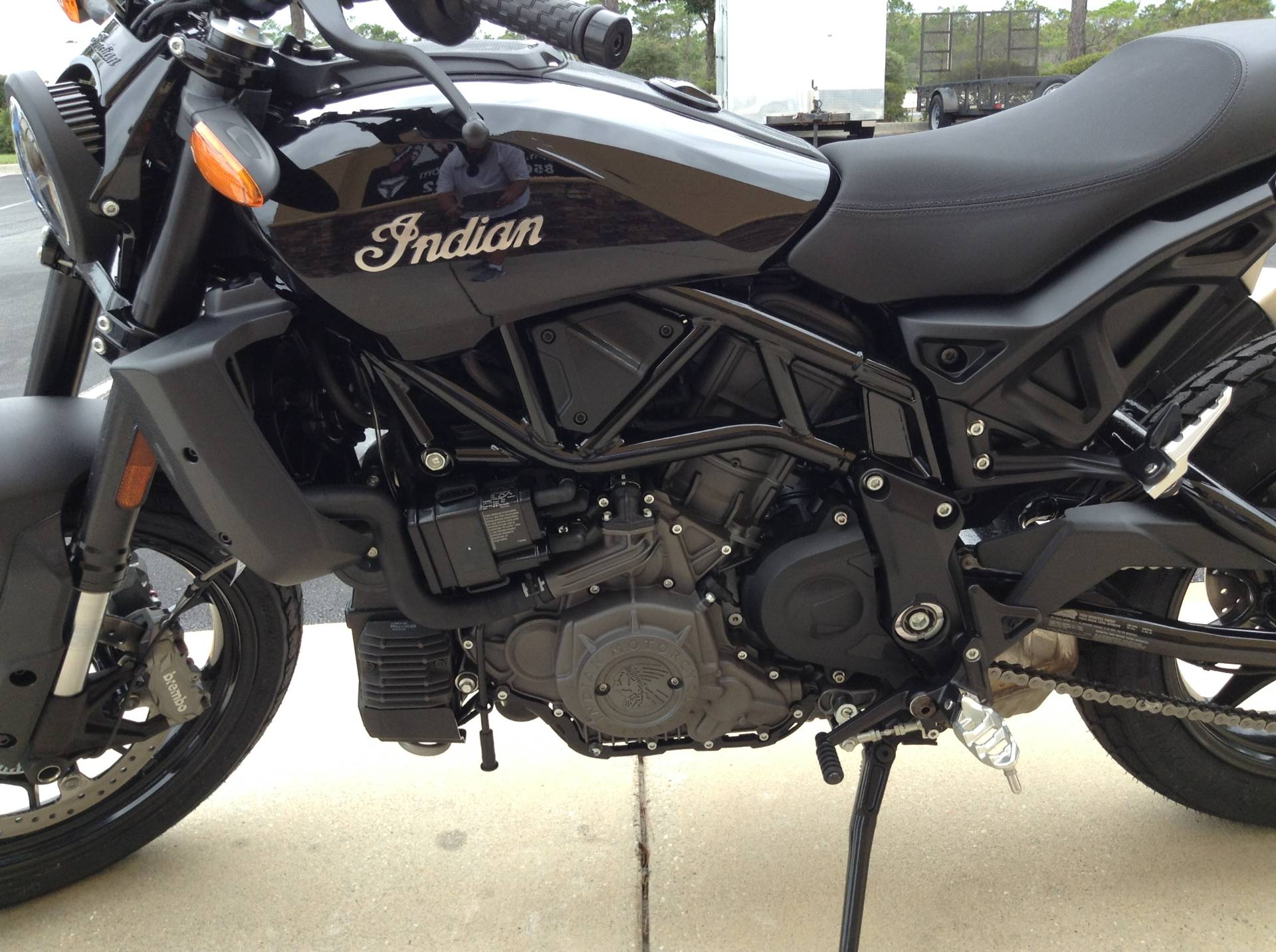 2020 Indian FTR 1200 in Panama City Beach, Florida - Photo 10