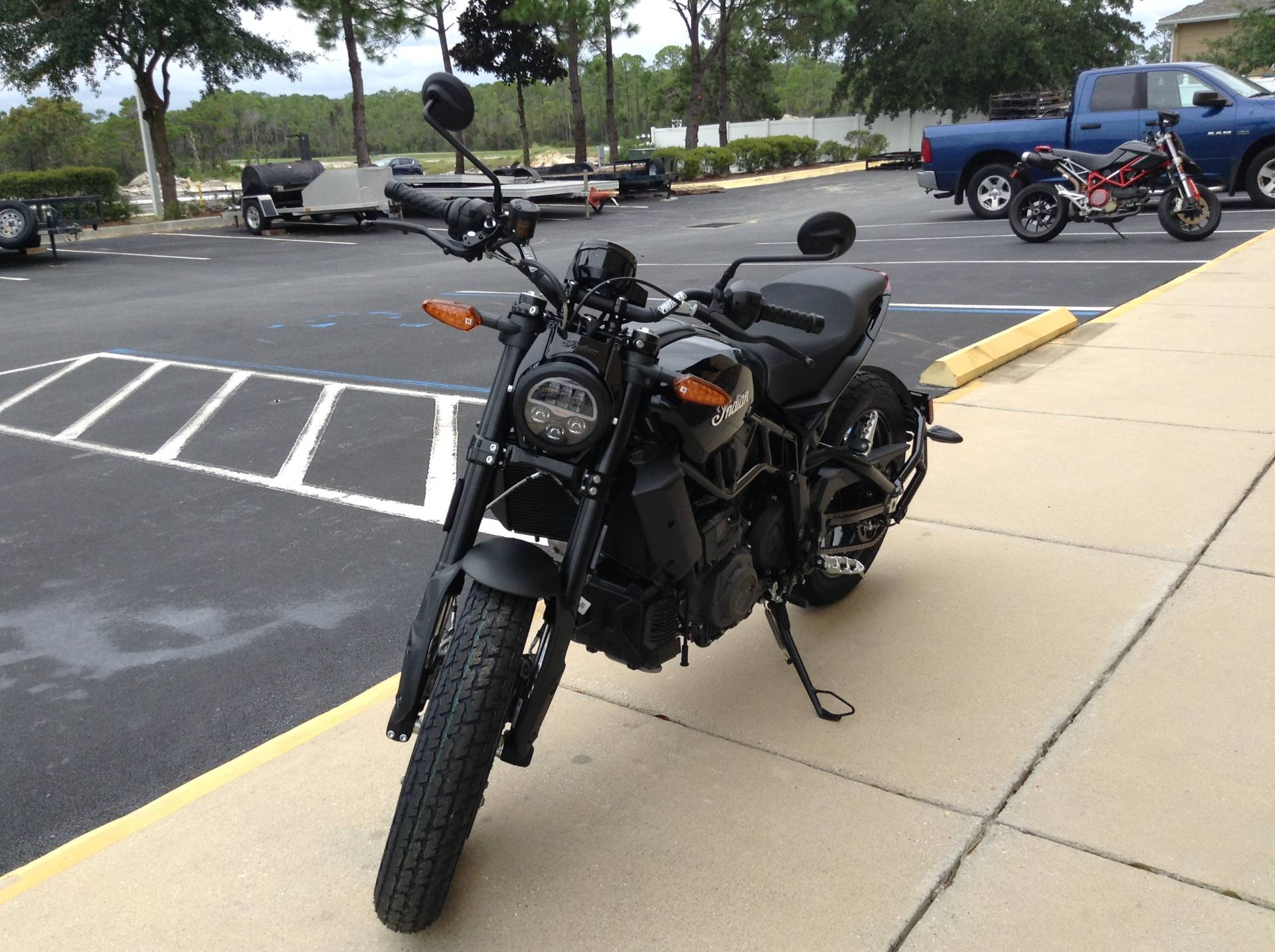 2020 Indian FTR 1200 in Panama City Beach, Florida - Photo 13