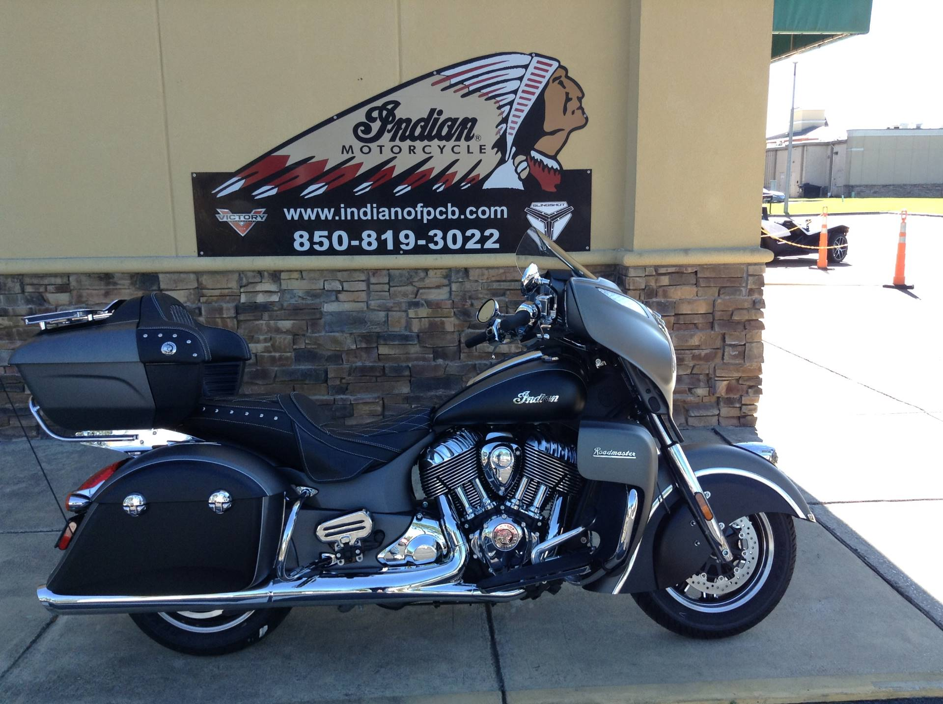 2020 Indian ROAD MASTER in Panama City Beach, Florida - Photo 1