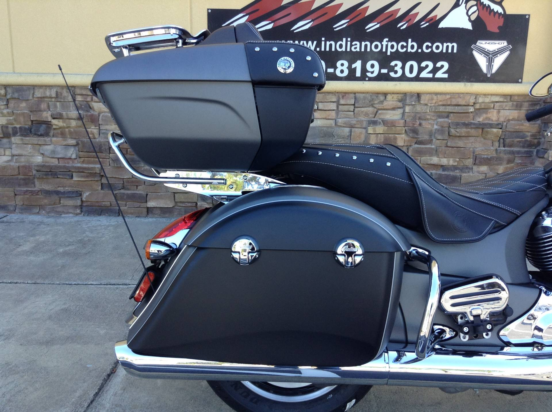 2020 Indian ROAD MASTER in Panama City Beach, Florida - Photo 3