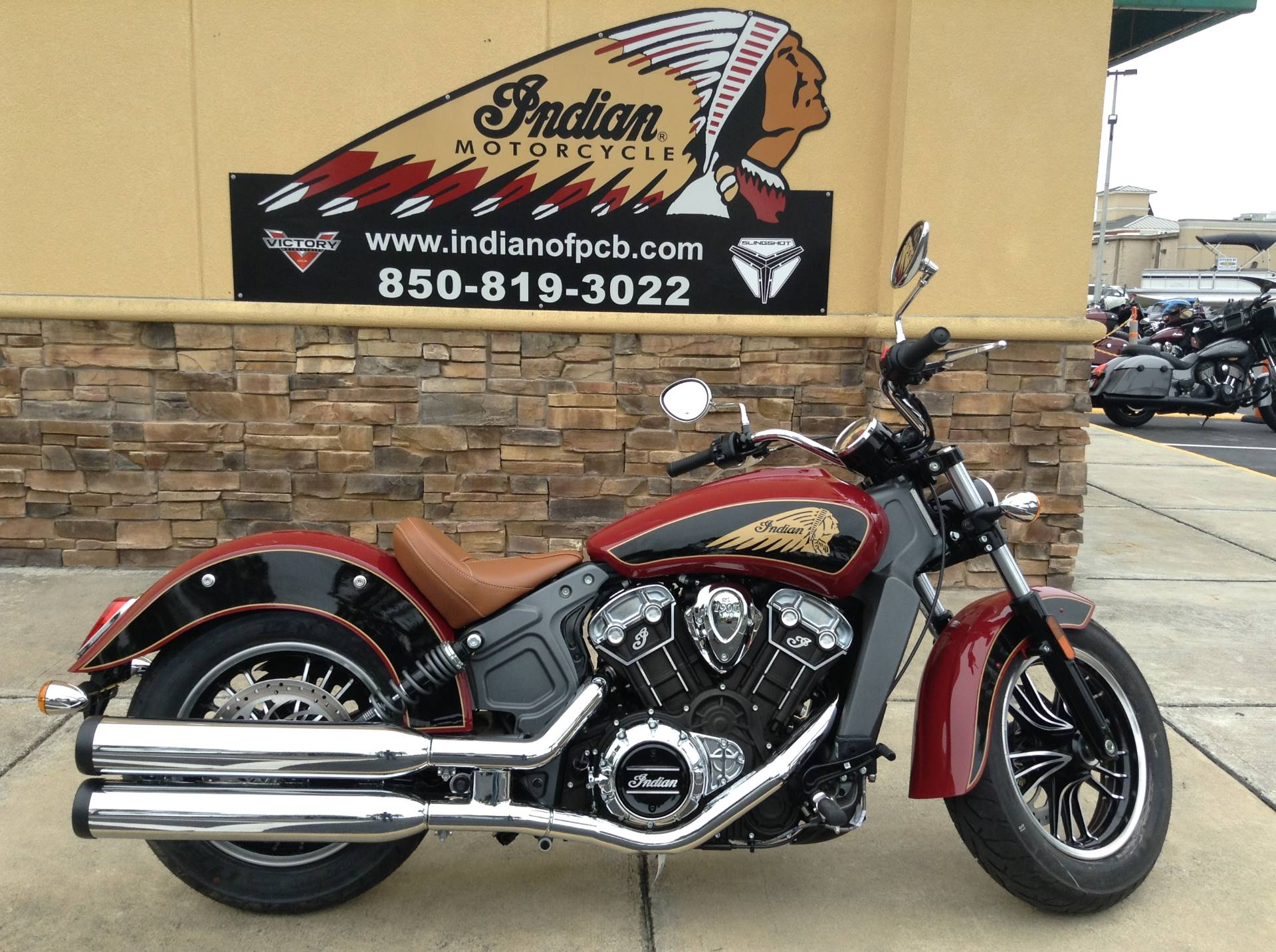 2019 Indian SCOUT ABS in Panama City Beach, Florida - Photo 1