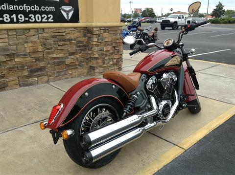 2019 Indian SCOUT ABS in Panama City Beach, Florida - Photo 3