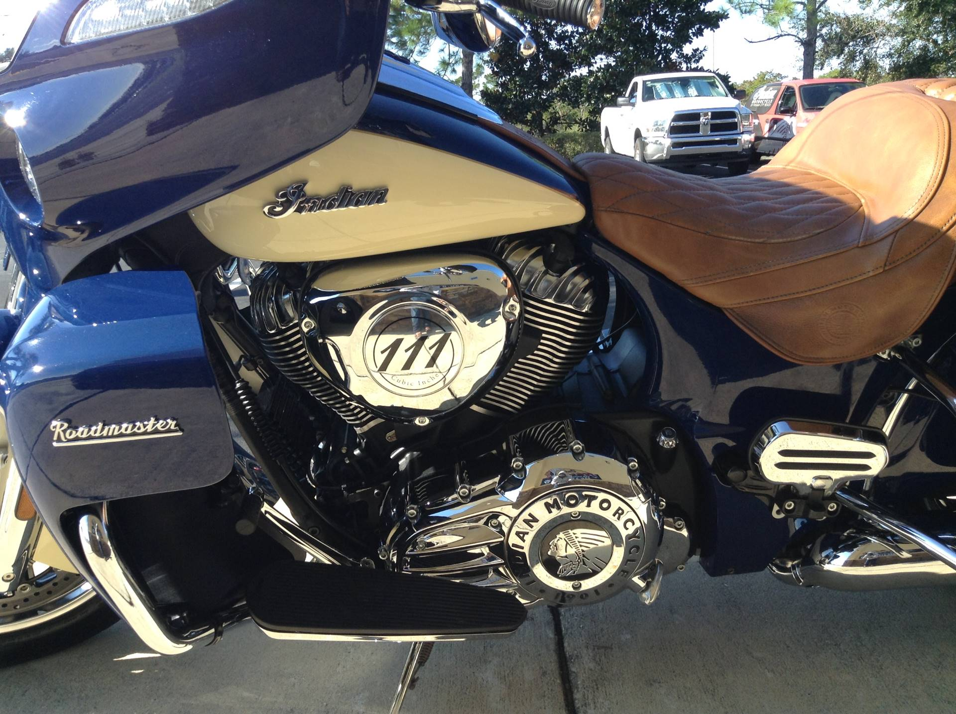2016 Indian ROAD MASTER in Panama City Beach, Florida