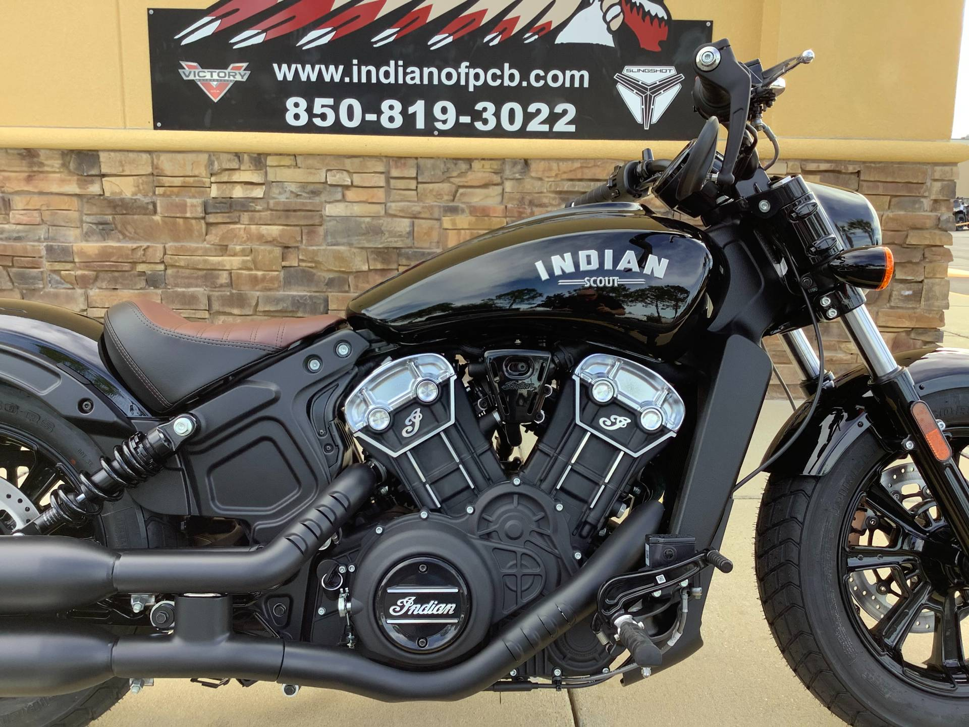 2021 Indian BOBBER in Panama City Beach, Florida - Photo 4