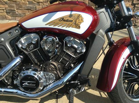 2020 Indian SCOUT ABS ICON SERIES in Panama City Beach, Florida - Photo 8