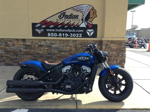 2020 Indian SCOUT BOBBER ABS ICON SERIES in Panama City Beach, Florida - Photo 1
