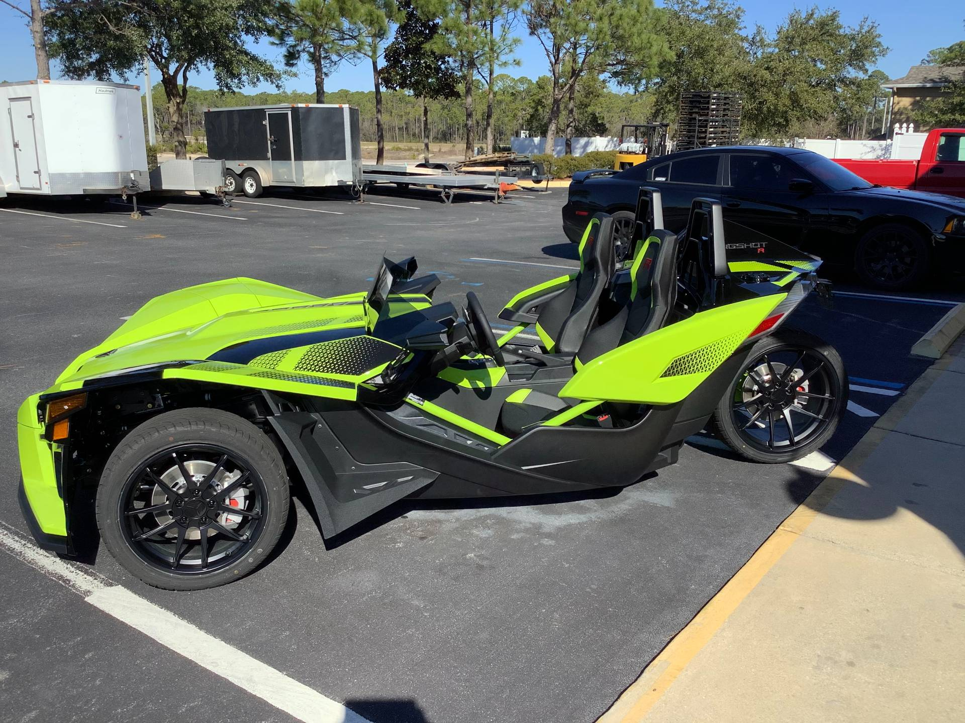 2021 Polaris Slingshot R LE AUTODRIVE in Panama City Beach, Florida - Photo 7