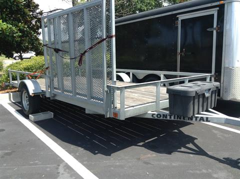 2017 CONTINENTAL OPEN TRAILER in Panama City Beach, Florida