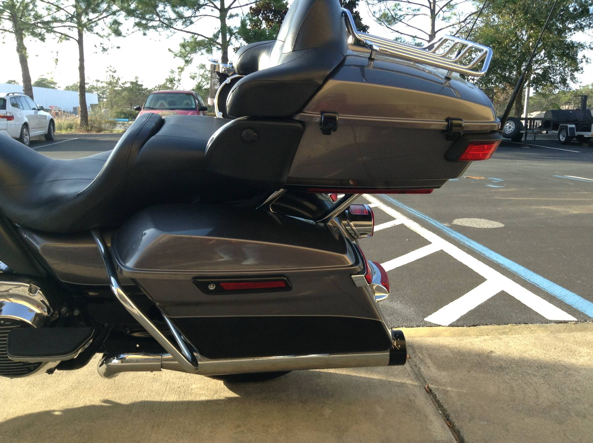 2014 Harley-Davidson FLHTK in Panama City Beach, Florida - Photo 3
