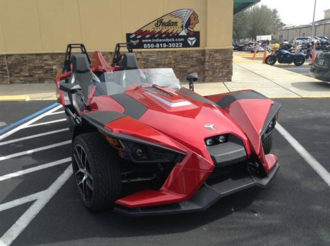 2018 Polaris Slingshot SL in Panama City Beach, Florida