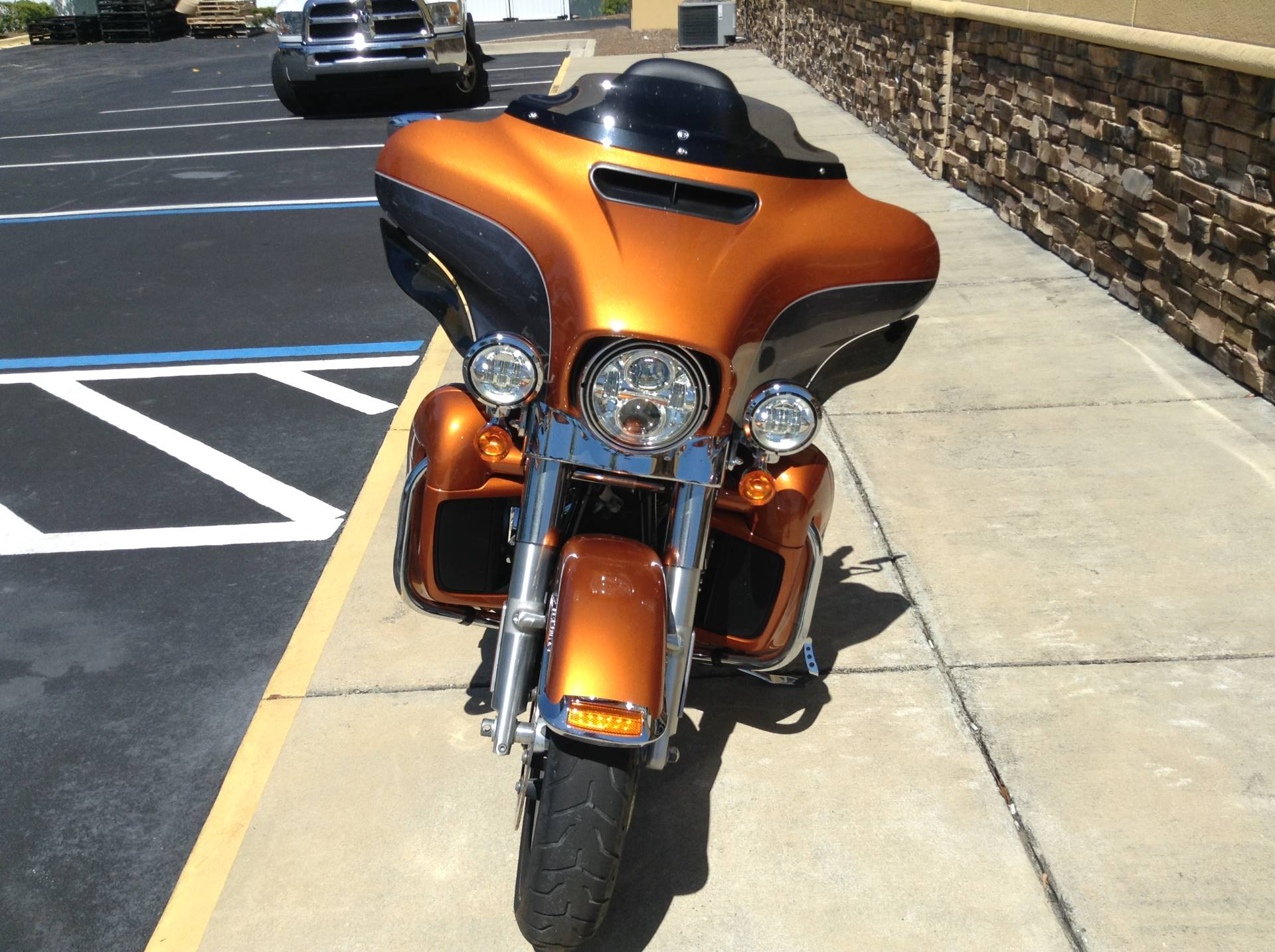 2015 Harley-Davidson ULTRA CLASSIC LOW in Panama City Beach, Florida