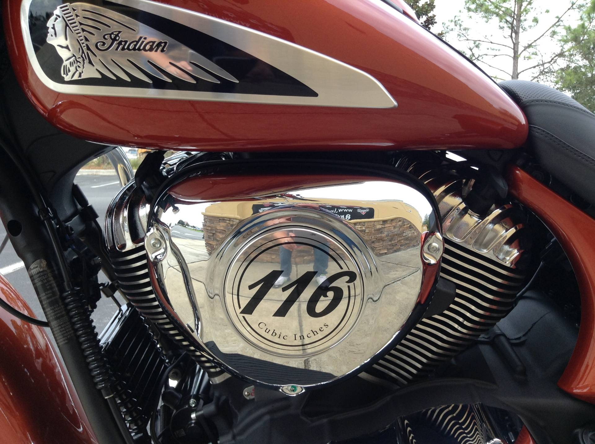 2020 Indian Chieftain® Limited Icon Series in Panama City Beach, Florida - Photo 16