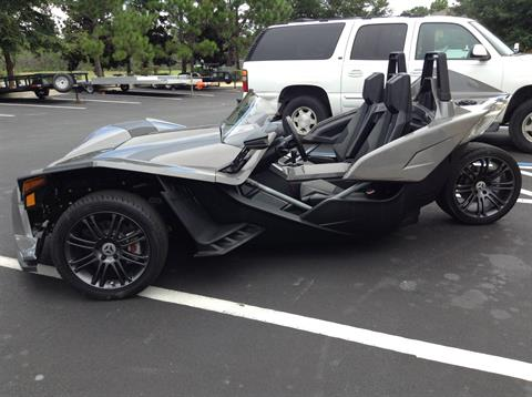 2015 Polaris BASE SLINGSHOT in Panama City Beach, Florida