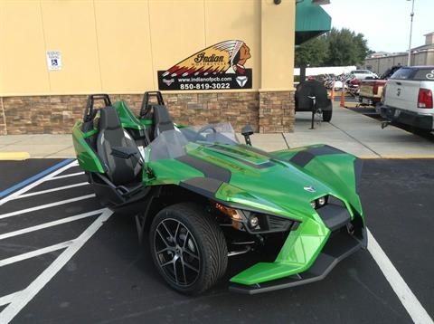 2018 Polaris SLINGSHOT SL  ICON SERIES in Panama City Beach, Florida