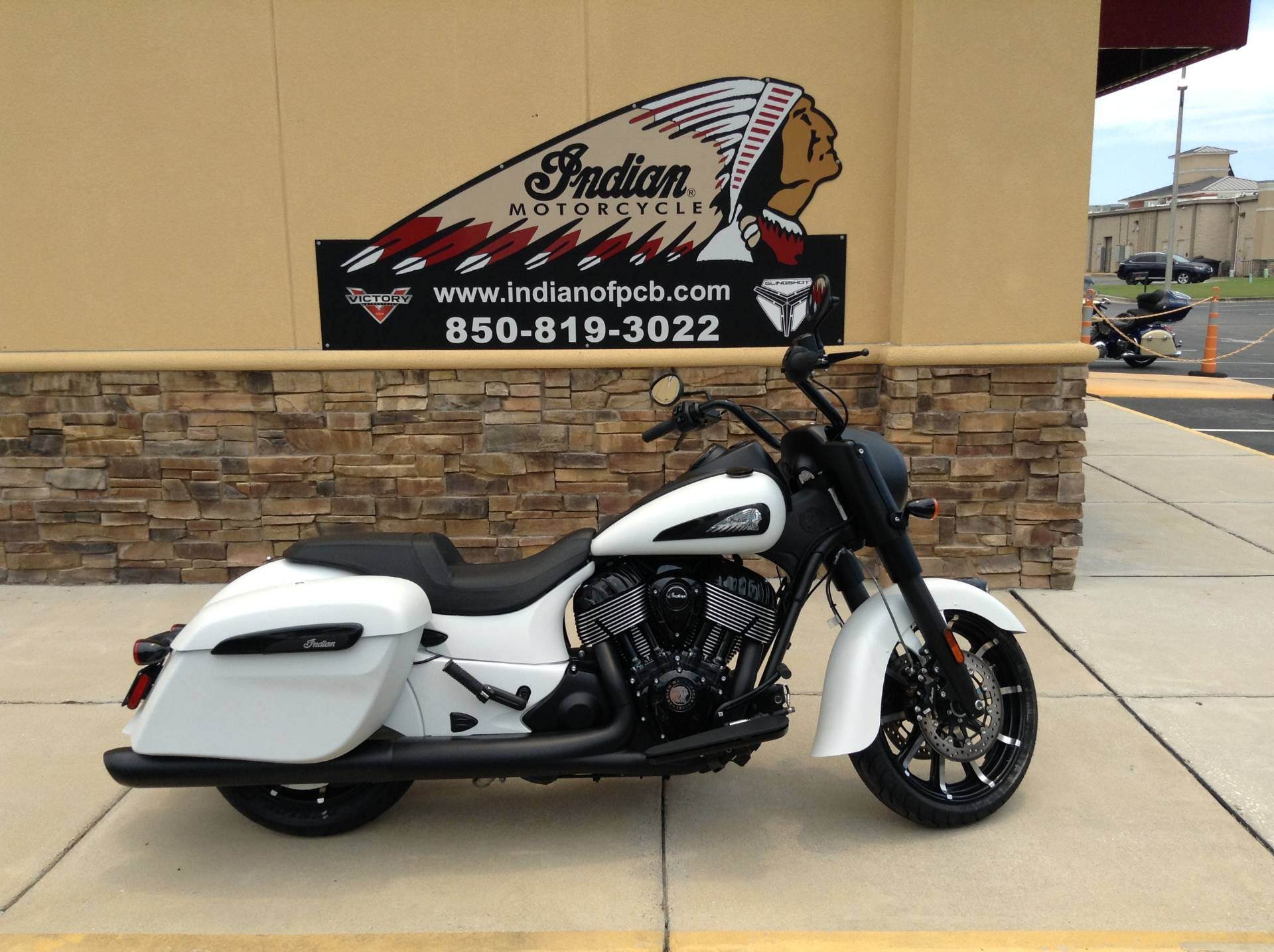 2020 Indian SPRINGFIELD Dark Horse in Panama City Beach, Florida - Photo 1