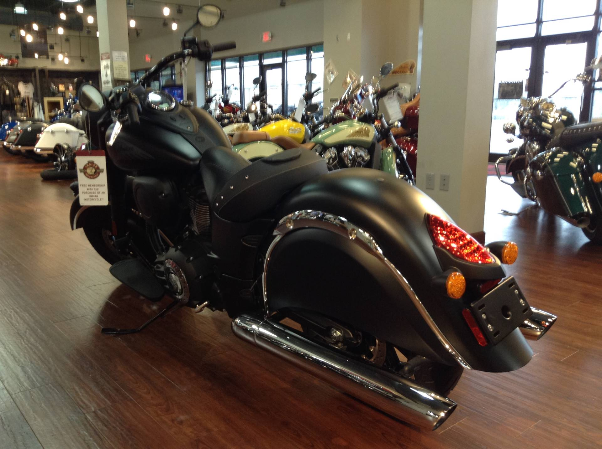 2018 Indian CHIEF DARKHORSE in Panama City Beach, Florida