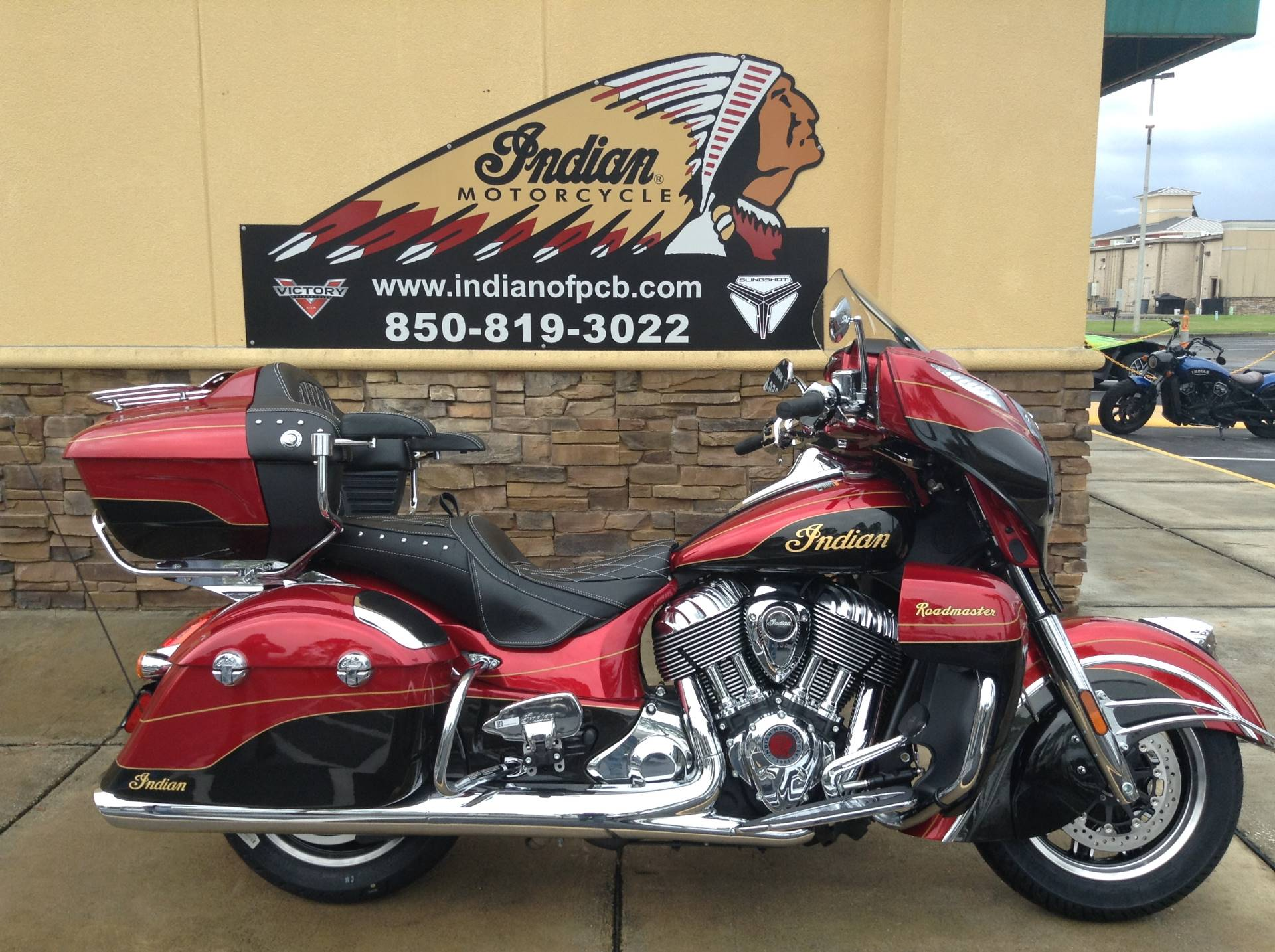 2019 Indian ROAD MASTER ELITE in Panama City Beach, Florida - Photo 1