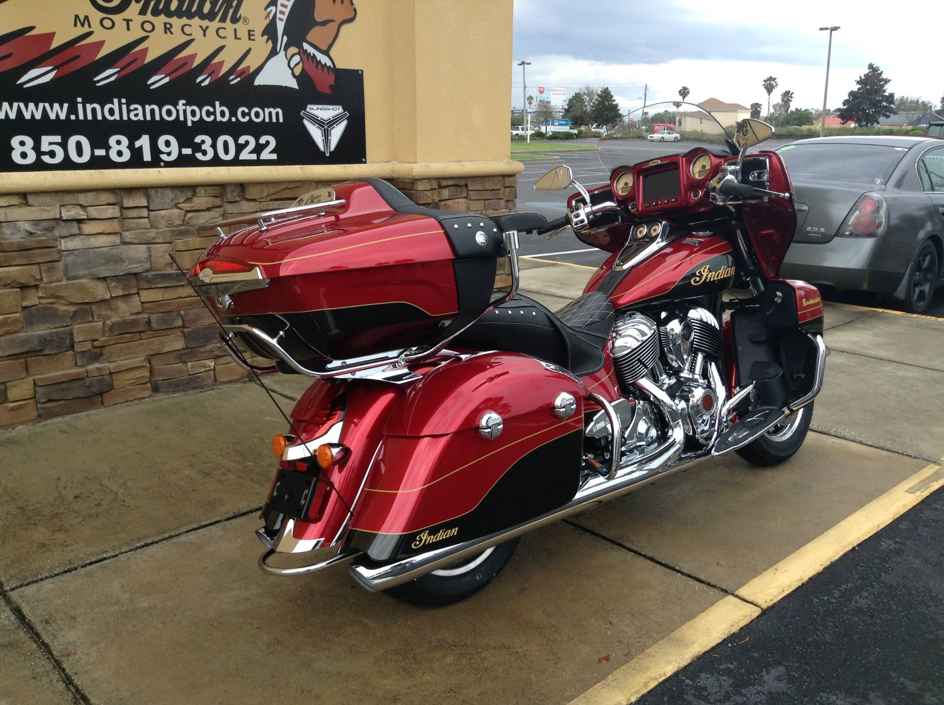 2019 Indian ROAD MASTER ELITE in Panama City Beach, Florida - Photo 3