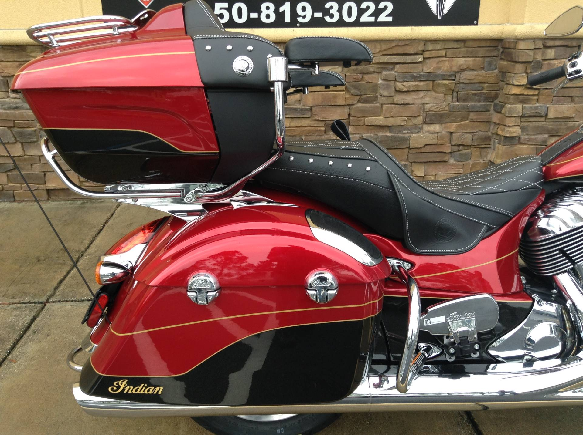 2019 Indian ROAD MASTER ELITE in Panama City Beach, Florida - Photo 10
